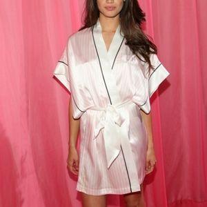 Victoria's Secret 2013 NYC Fashion Show Satin Robe
